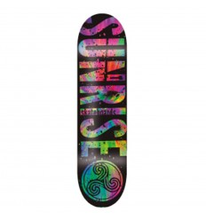 Tabla Sunrise Logo Tie dye 8.25