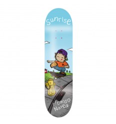 Tabla Sunrise Pro Model Ricardo Navea 8.125
