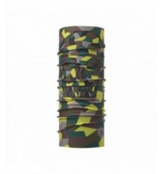 BUFF Original Junior Block Skull Khaki