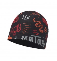 Microfiber & Polar Hat Junior Rebel Black