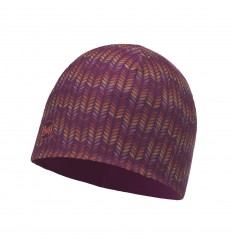 Microfiber & Polar Hat Junior Spike Deep Grape