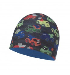 Microfiber & Polar Hat Child Wagons Multi