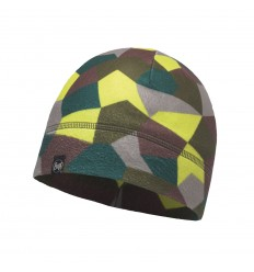 Polar Hat Jr & Child Block Skull Khaki