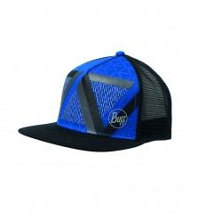 BUFF Trucker Cap Optic Block Cape Blue