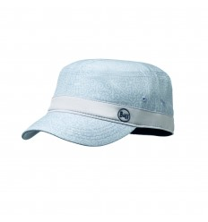 BUFF Military Cap Dharma Silver Grey